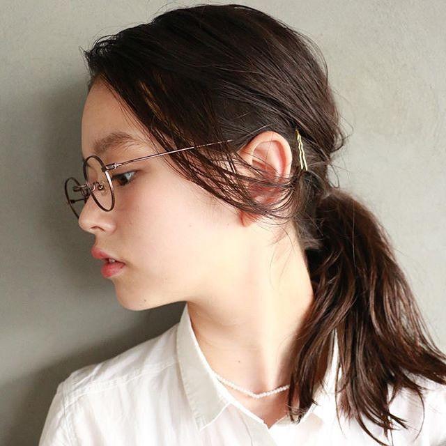 ボード 眼鏡っ娘 Glasses Girl のピン