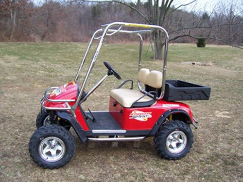 229 Best Images About Golf Carts    Ideas On Pinterest