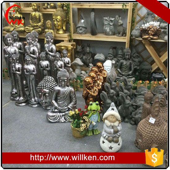Buddha statue garden decoration for sale