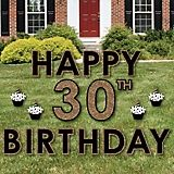 30th Birthday Party Themes & Ideas| BigDotOfHappiness.com