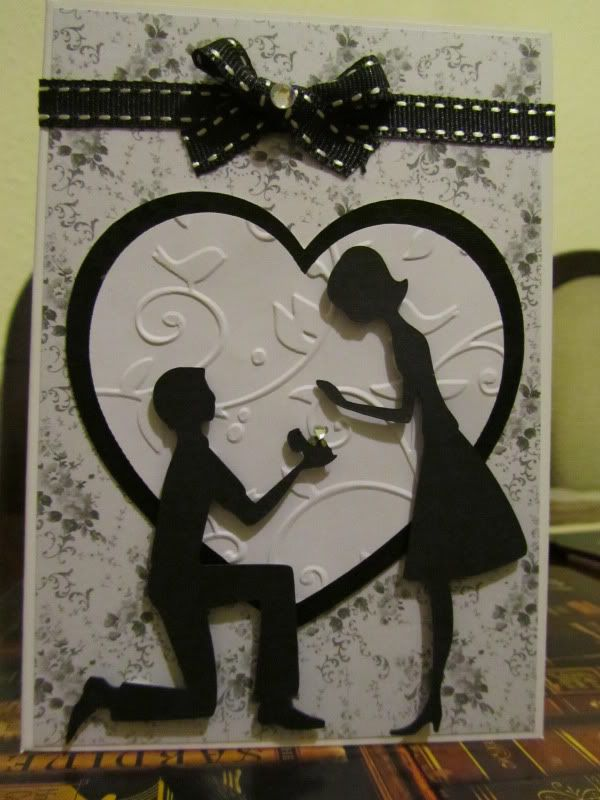 Engagement Card - Sweethearts Cartridge [29-1043] - Cricut Forums