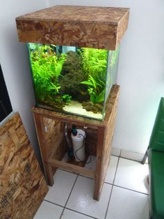 DIY PVC pipe Canister Filter. Step by step. - DIY Aquarium Projects - Aquatic Plant Central