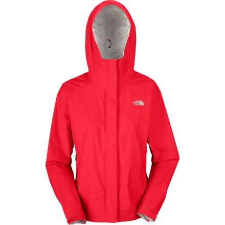 Northface Venture Jacket... Response Red.... $64.32 ... HATE this color... I would want it in parasol pink or bonnie blue