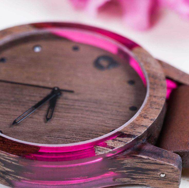 slick-series-pink-5 - Zegarki drewniane