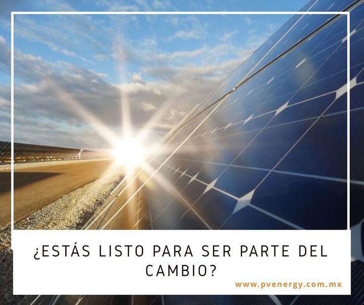 La energía solar es la fuente de energía renovable más limpia y abundante disponible y en México tenemos algunos de los recursos solares más ricos del mundo.  . . . . . . . . #energia #sol #energiasolar #sustentable #desarrollosustentable #panelsolar #solarpanel