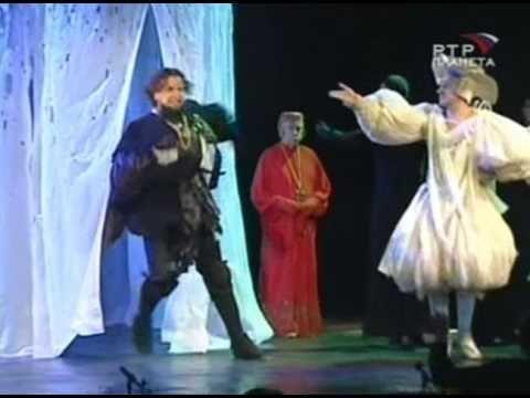 """Спектакль """"Королевские игры"""" (Театр Ленком) - YouTube"""
