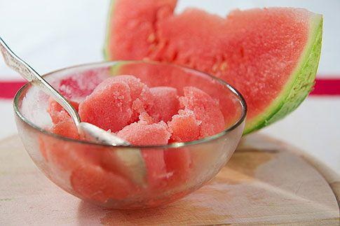 CZECH - Domácí zmrzlina - se zmrzlinovačem i bez (melounová, vanilková, čokoládová...)