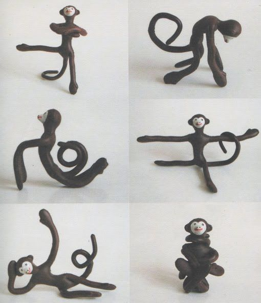 Bruno Munari, ZiZi the monkey