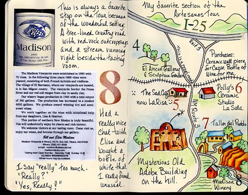 The Art of the Trip - Travel Journaling - Mostly from Home