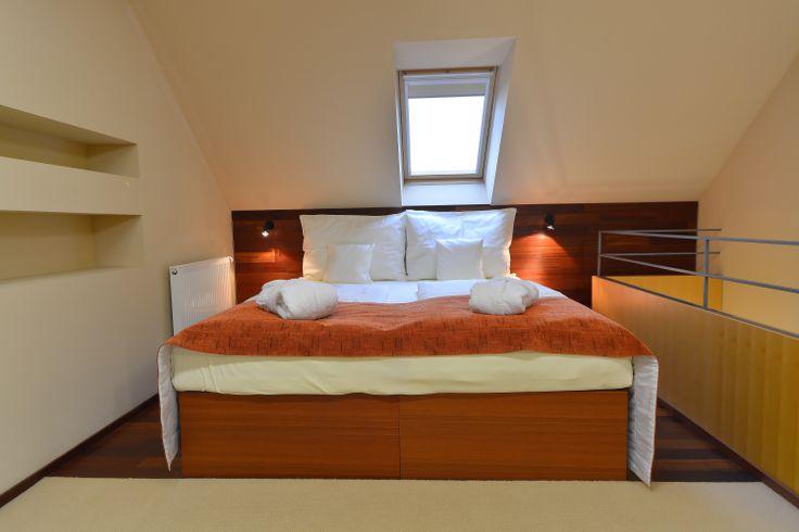 Duplex suite - Bedroom