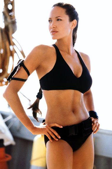 Angelina Jolie Secrets Workouts and Diet Revealed