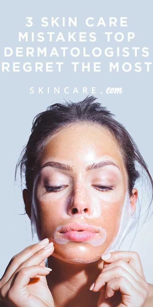 Pin On Skincare Mistakes