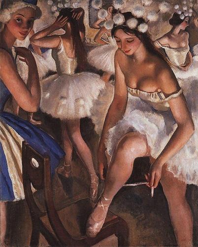 Pinturas de Zinaida Evgenievna Serebriakova! « Artes & Humor de Mulher