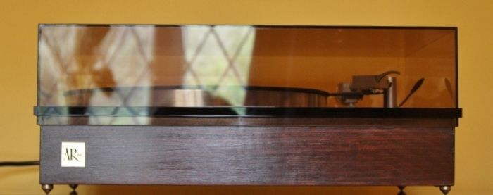 Acoustic Research (AR) XA Turntable in Sound & Vision, Home Audio & HiFi Separates, Record Players/Turntables   eBay