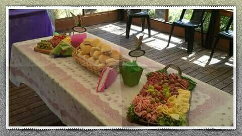 Mesa salados.