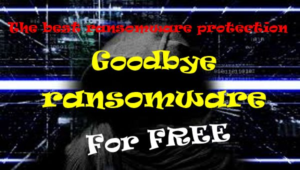 The best ransomware protection for your Pc