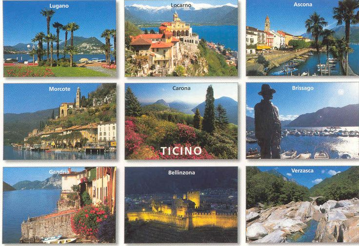 Ticino Switzerland On Italy Switzerland Border Most Beautiful Place In The World A Must Visit