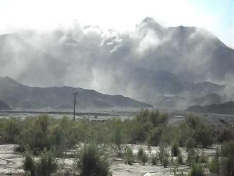 Terremoto 7.2 valle de mexicali( Rio hardy )  1/2 - YouTube