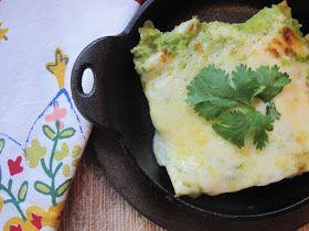 Stirring the Pot: Cafe Tacuba-Style Creamy Chicken Enchiladas