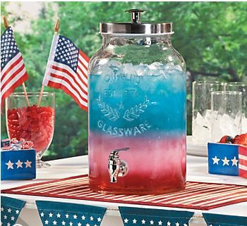 july 4th punch recipes