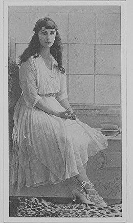 Xenia Leeds who recognized Anastasia claimant Anna Anderson as her cousin Anastasia
