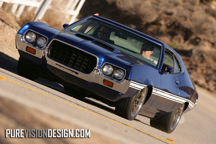 Pure Vision Design\'s \'72 Gran Torino | Cars | Pinterest