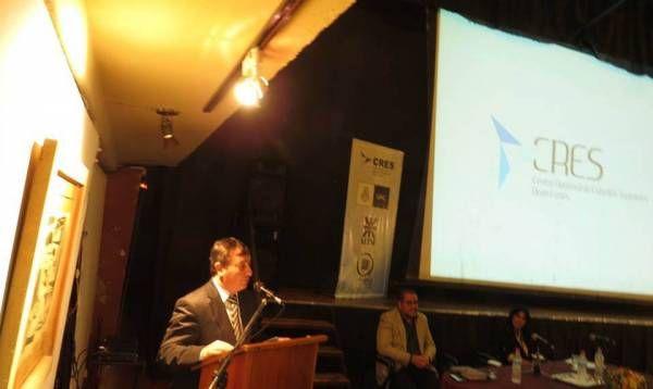 El Intendente Raúl Figueroa encabezó la reunión para elaborar el Proyecto Institucional del CRES Deán Funes