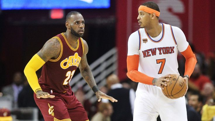 Melo open to Rockets, Cavs trade, sources say #FansnStars