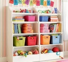 Need help getting your kid's bedroom organized? I can help. Also, get all these colorful storage products and more!
