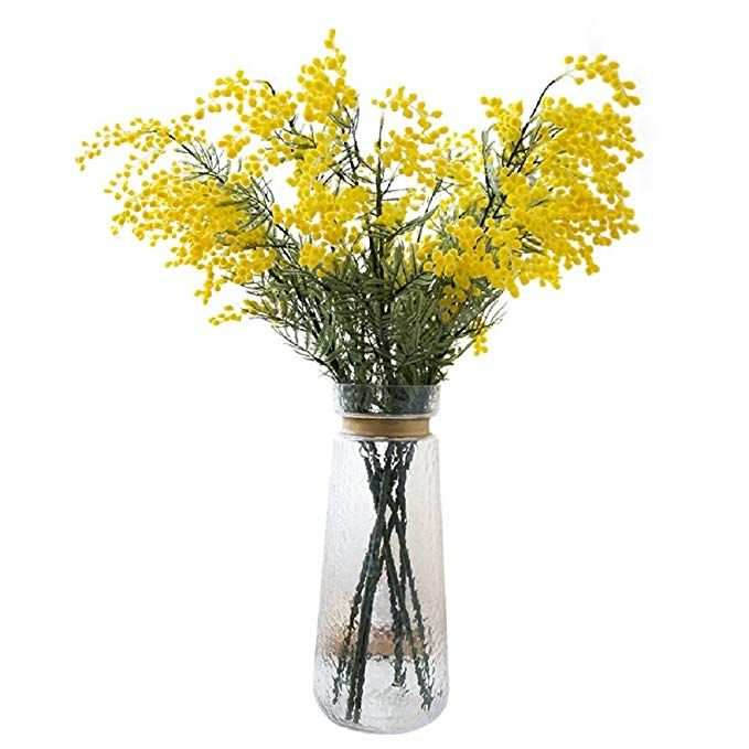 """Artificial Flower Silk Plants  729 Pack of 24 38/"""" Forsythia Branch"""