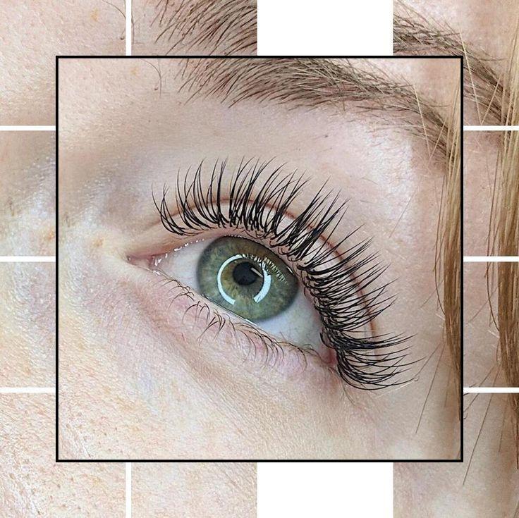 Permanent Fake Eyelashes Lash Perm Eye Extensions Near