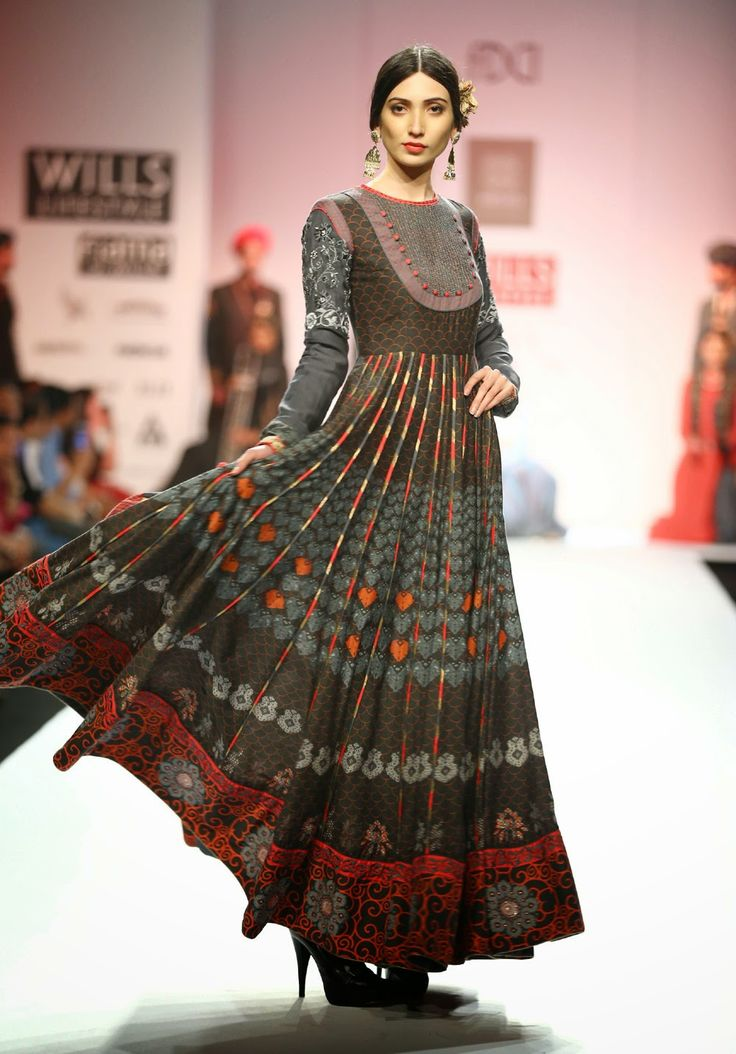 Wills lifestyle india fashion week 2018 designers 24