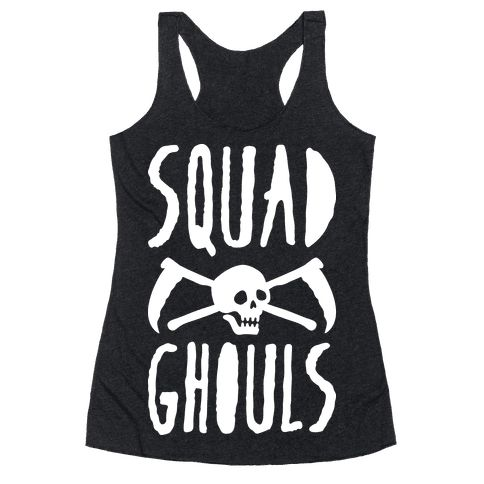 Squad Ghouls (White)   Get Your Squad Halloween Ready With This U201cSquad  Ghouls