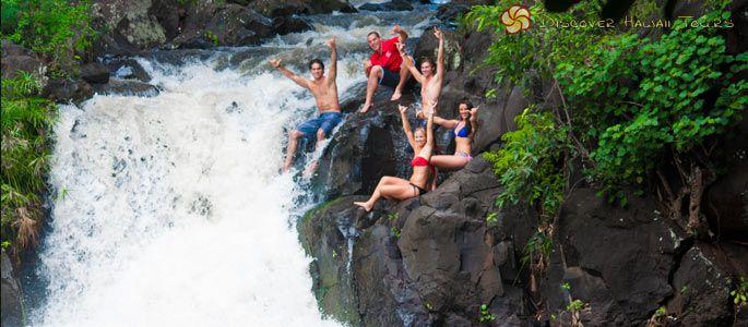 hidden-waterfall-gorge Hidden Waterfall