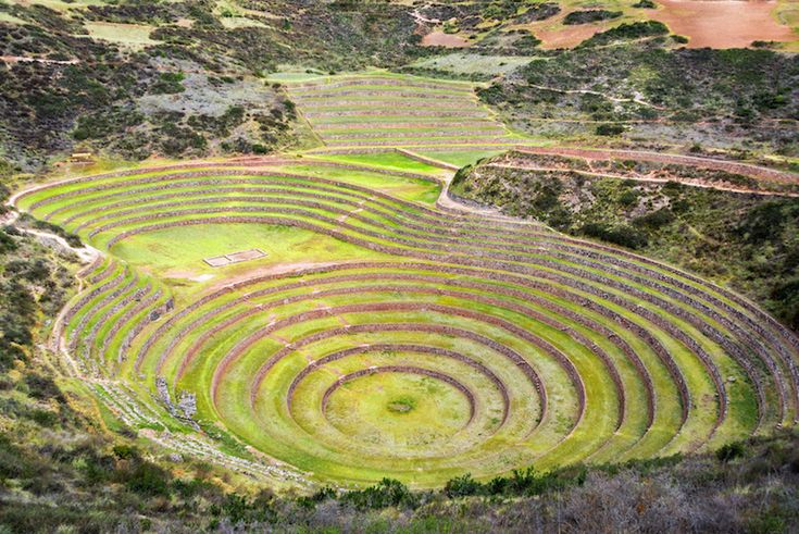10 Most Impressive Ancient Inca Ruins Moray