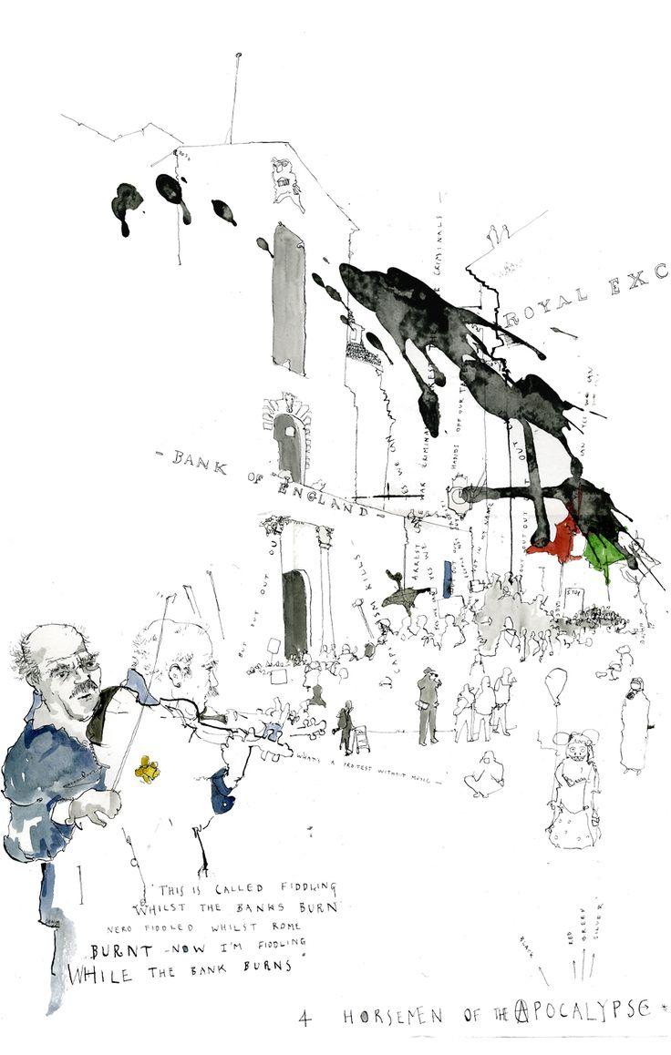 Fiddler George Butler Repotage