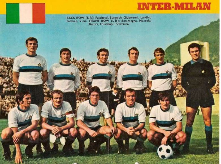 Football Club Internazionale Milano, 1969/70