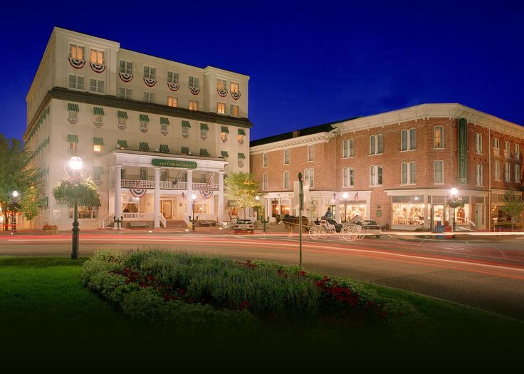 50 Of The Most Haunted Hotels In America Gettysburg Hotel