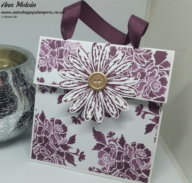 Ann's Happy Stampers: #3 New Catalogue Week Gorgeous Handbag Photo Frame...