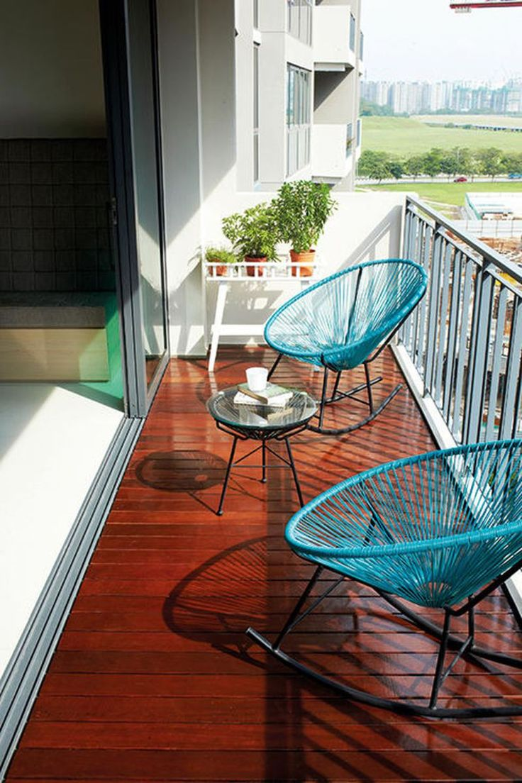 The 25+ best Apartment balcony decorating ideas on ...