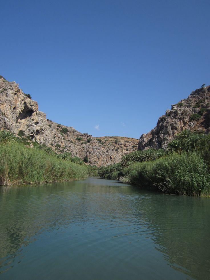 Preveli bay, Crete/Rethimno