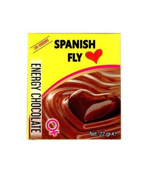 Spanish Fly Kadınlara Özel Çikolata