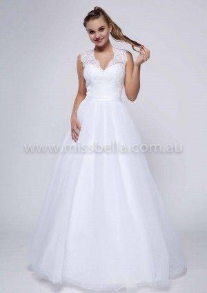 7 best deb dresses images on pinterest deb dresses for Off the rack wedding dresses melbourne
