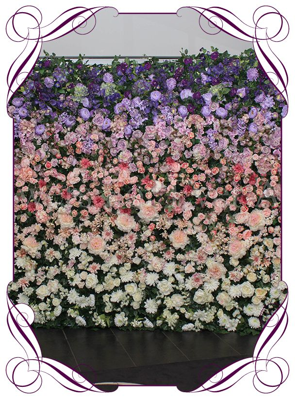 8 best melbourne wedding decor hire images on pinterest hombre flower wall for hire in melbourne australia junglespirit Choice Image