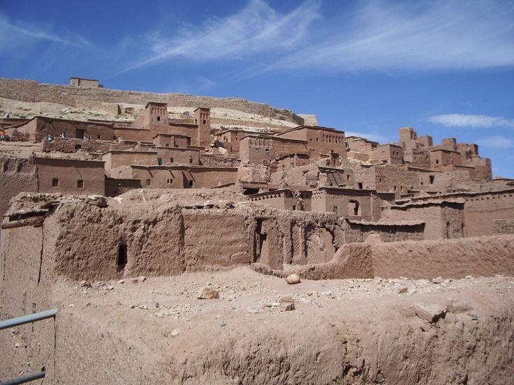 Al mio via scatenate l'inferno - Dal set de IL GLADIATORE Ouarzazate #turismo #africa #marocco #startup