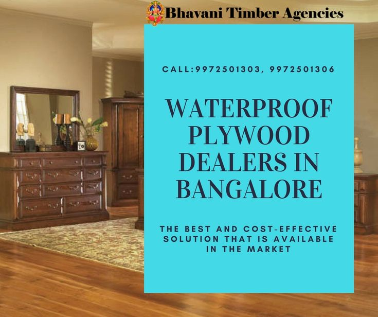 Our #waterproof #plywood is a #moisture #resistant #building #material that is #great for #outdoor #use. #waterproof #plywood #dealers in #bangalore visit: http://bhavanitimber.com  call: 9972501303, 9972501306