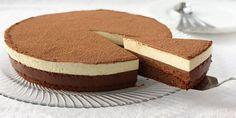 """Торт «Шоколадный дуэт».  До чего же вкусный, воздушный и нежный этот торт! Торт """"Шоколадный дуэт"""" — очень нежный, воздушный, вкусный и красивый. Приготовьте торт-мусс по этому рецепту, он вам понравится!"""