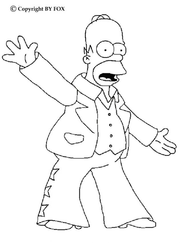 The Simpsons Coloring Pages Homer The Plane Malvorlagen Malvorlagen Fur Kinder Malvorlagen Gratis