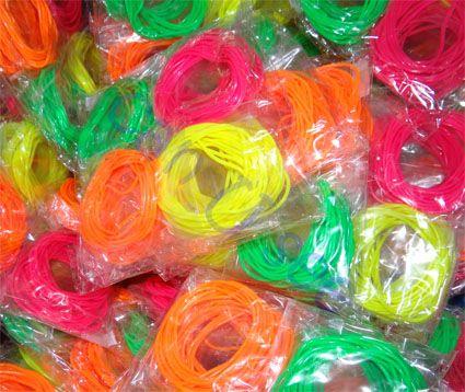 STORKØB Gummiarmbånd