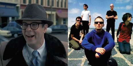 So Radiohead named itself after ... Ned Ryerson from 'Groundhog Day'? The truth revealed! | Dangerous Minds